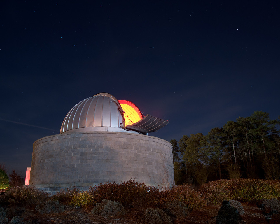 Another Shot of the Observatory