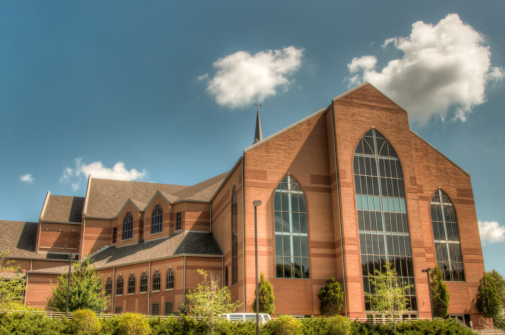 The Cathedral of Turner Chapel