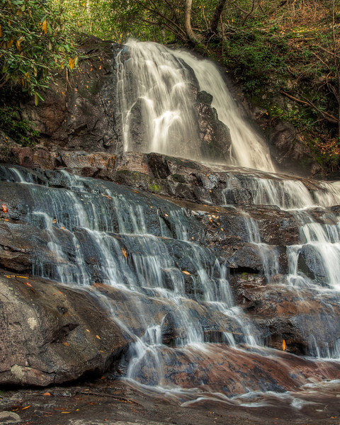 Laurel Falls (the top)