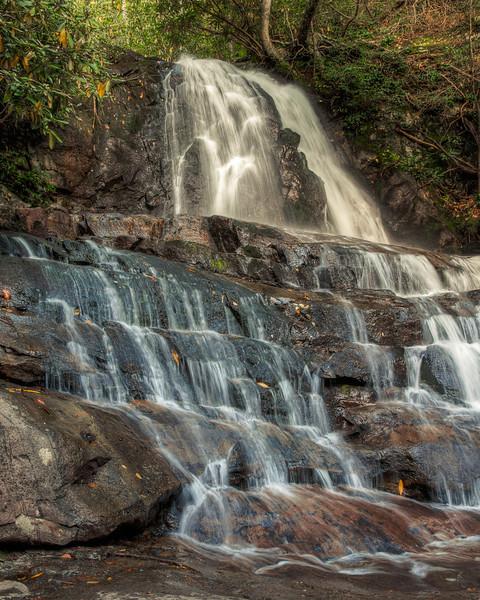 Laurel Falls (the top)