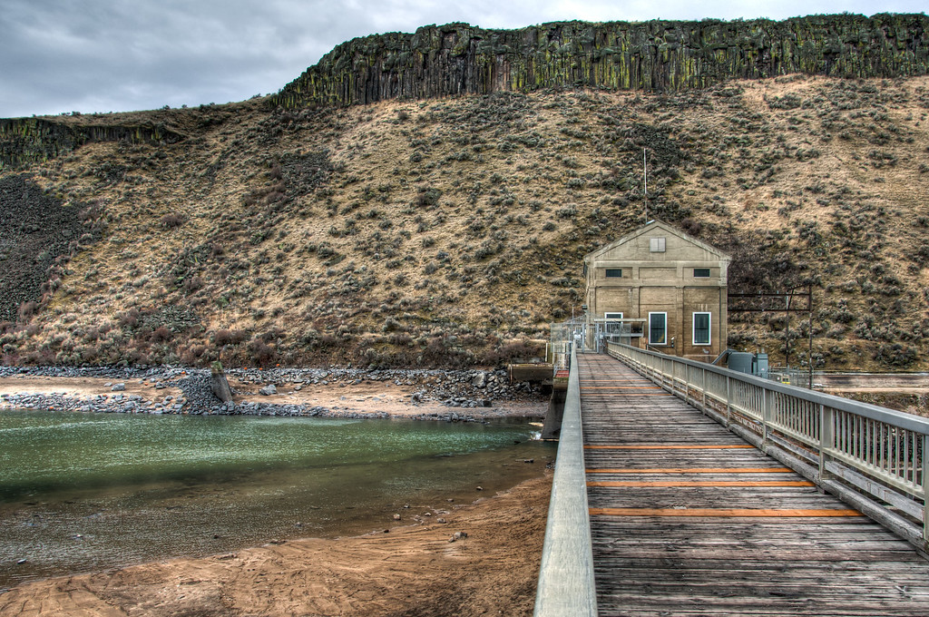 Boise River Diversion Dam
