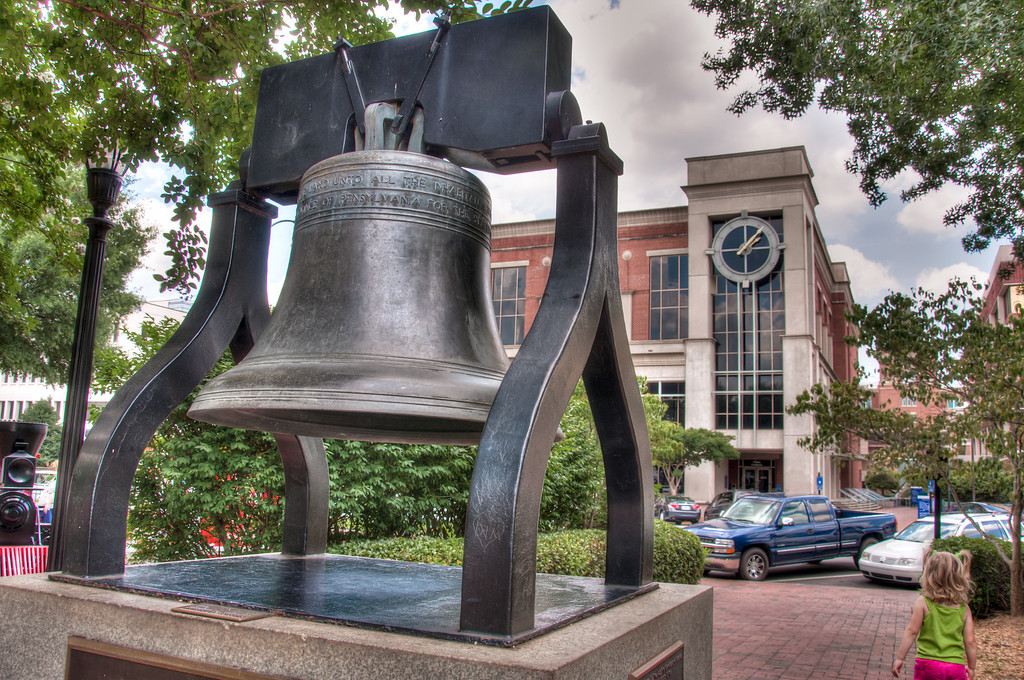 Time for the Liberty Bell