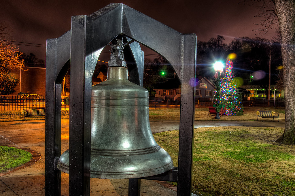 The Bell and Lights