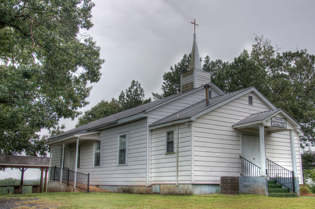 Salacoa Baptist Church