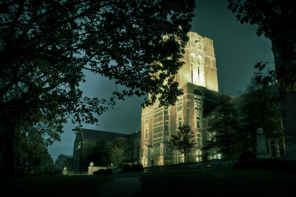 Ayers Hall, University of Tennessee