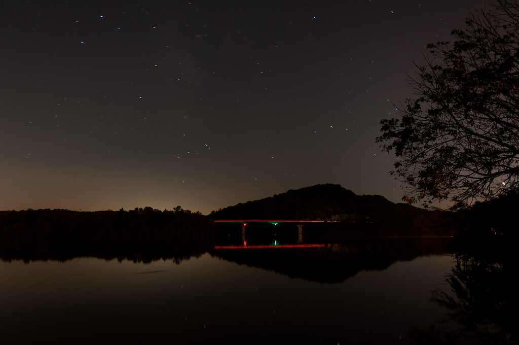 Stars Over the Clinch River