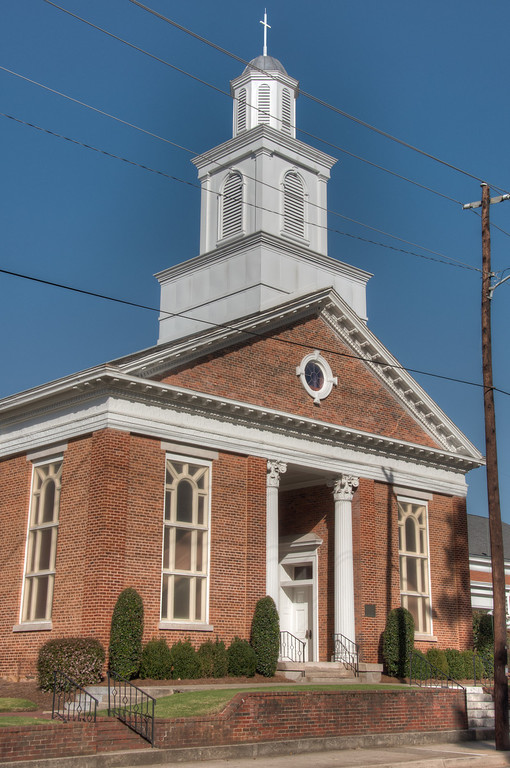 First Presbyterian Church, Marietta