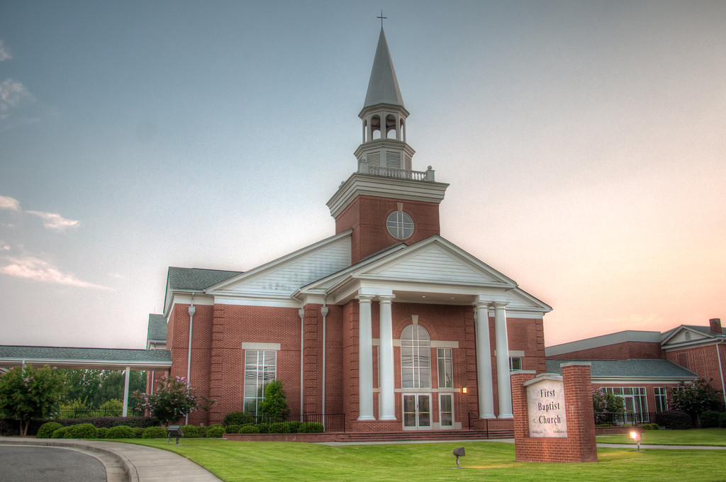 First Baptist Church Jasper