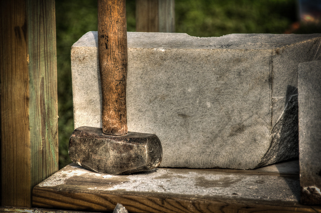 The Stone Carvers Hammer