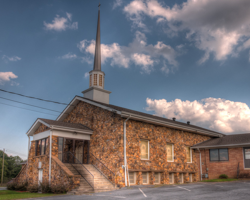 Woffords Crossroads Baptist Church