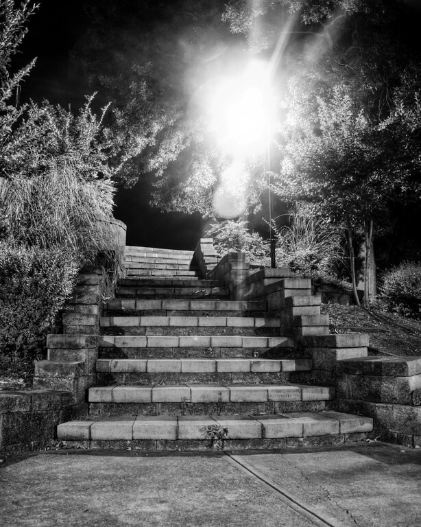 Stairway into Darkness