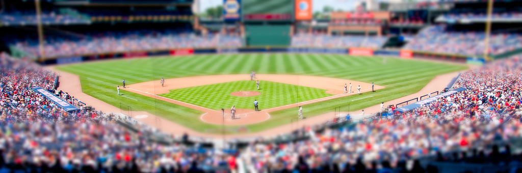 Miniature Braves