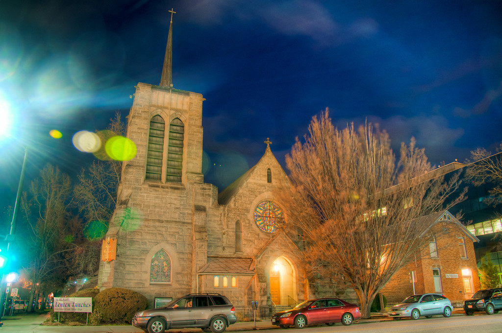 Saint Michael's Episcopal Cathedral (Boise, Idaho)