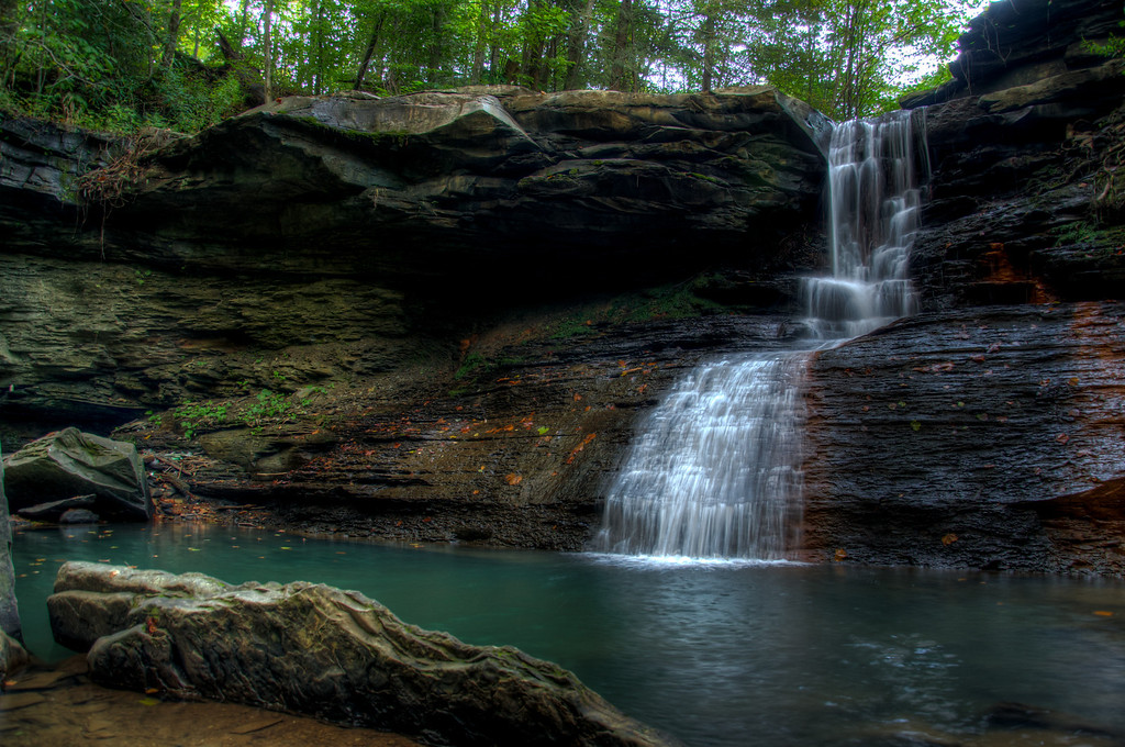 Middle Creek Falls