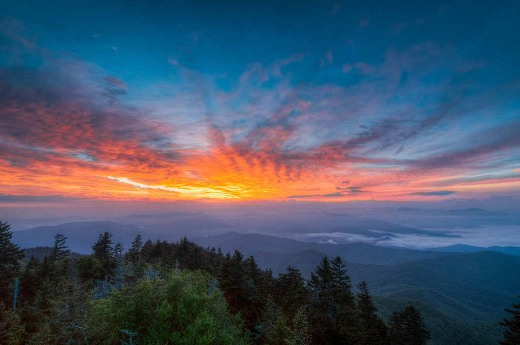 Mt. Sterling (Great Smoky Mountains National Park)